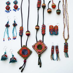 Hmong jewellery assorted