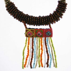 Hmong adjustable necklace