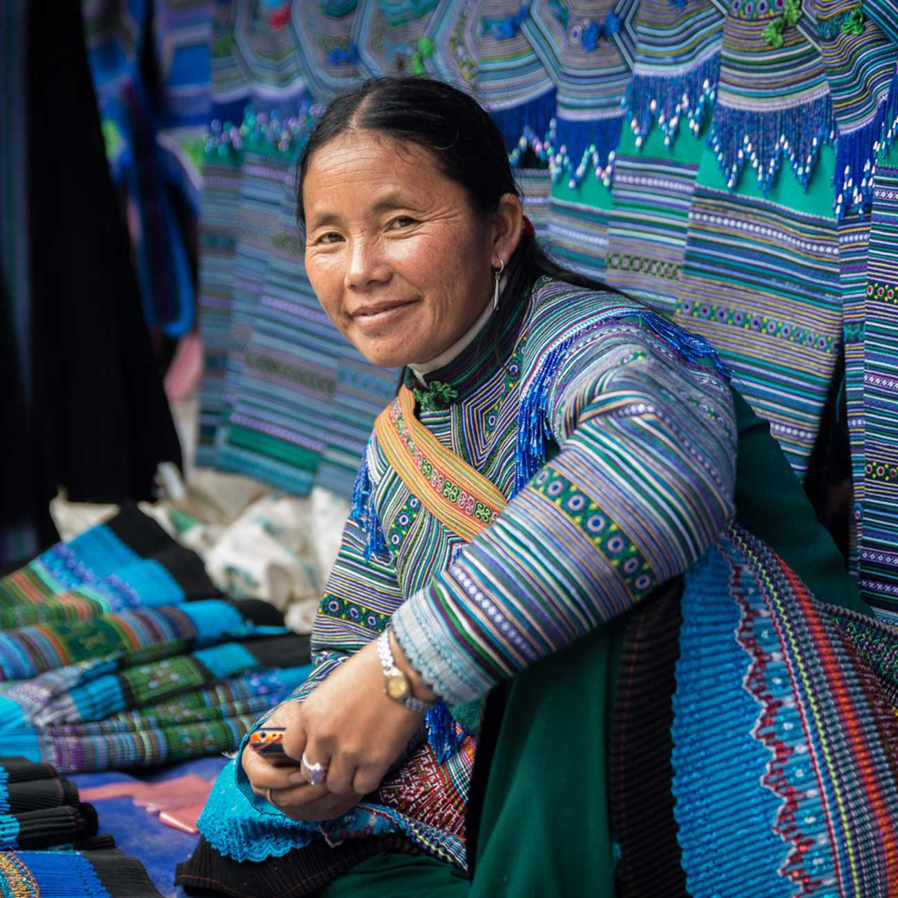 The Flower Hmong