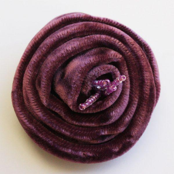 Velvet-Rose-Brooch