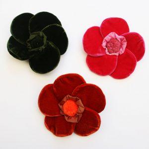 Large-Velvet-Flower-Brooch