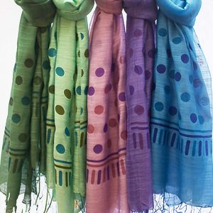 Silk-linen-printed-scarf