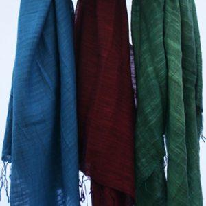 Silk-Cotton-Scarves