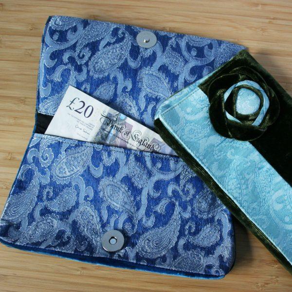 Velvet-Silk-Wallet