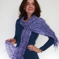 Raw-crinkled-silk-scarf