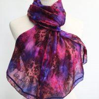 Dogs-on-silk-scarf